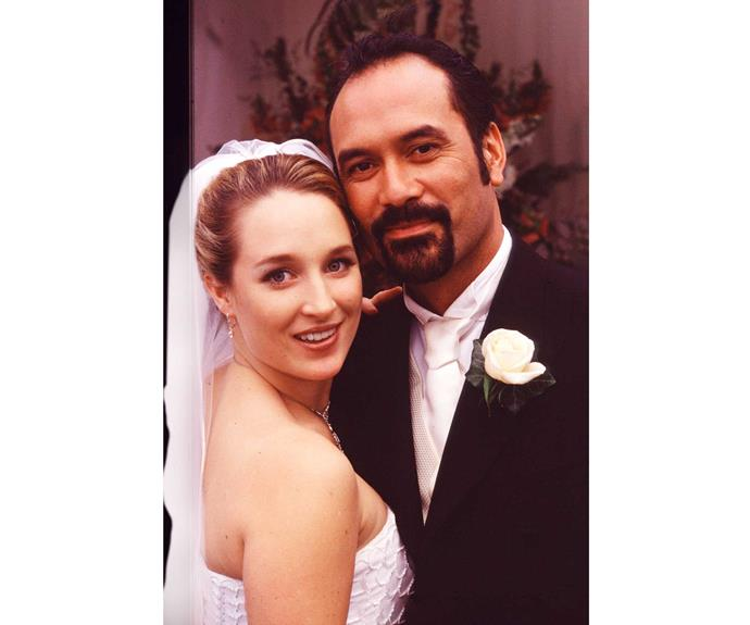 **Anne & Victor: September 4, 2002** When nurse Anne Greenlaw (Emmeline Hawthorne) fell for older man Victor Kahu (Calvin Tuteao), she found herself in a pickle – she was also attracted to his son! Anne and Victor's romantic wedding day was wrecked when the police arrived to arrest Victor on a trumped-up murder charge. Later, Anne ended the marriage by sleeping with Victor's son.