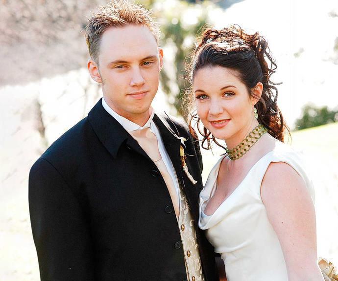 "**Nick & Waverley: October 3, 2002** The road to love was pocked with disaster for daffy Waverley Wilson (Claire Chitham) and Nick Harrison (Karl Burnett), starting with him marrying her cousin. But after three engagements (including one that came to an end when Waverley gave Nick a haircut while he was asleep), the pair said ""I do""."