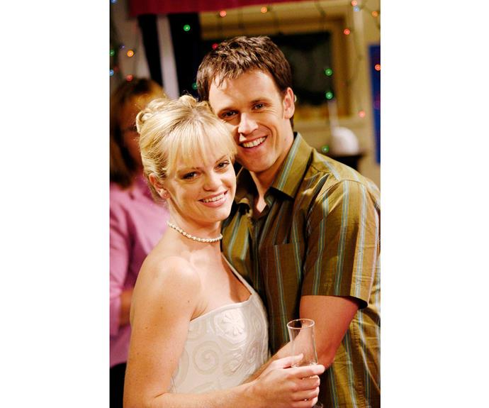 **Toni & Matt April 15, 2003** Wedded life was bliss but brief for this duo, who hit the skids after the groom jumped into bed with someone else. Having suspected – wrongly – that Toni Thompson (Laura Hill) was seeing an old flame, nurse Matt McAllister (Roy Snow) slept with Li Mei Chen (Li Ming Hu). His bride was willing to move on, but Matt could never forgive himself and fled the country.