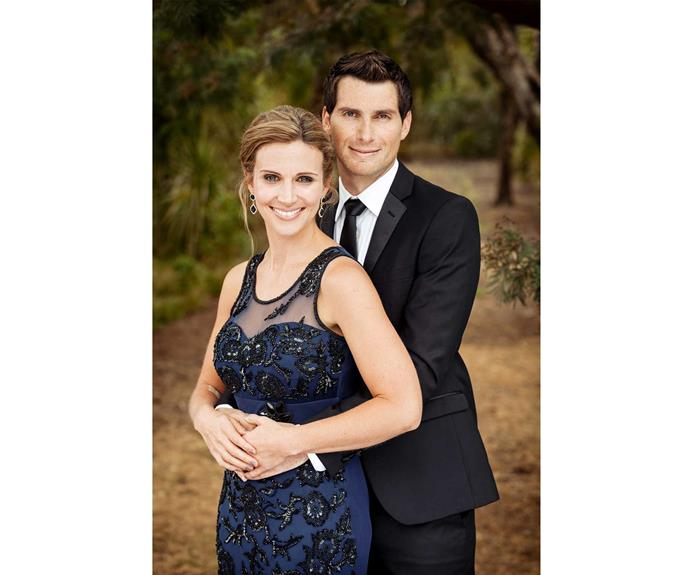 **Brooke & boyd: May 8, 2013** Destined to take over the family farm, Boyd Rolleston (Sam Bunkall) married Brooke (Beth Allen) to compel his father to write him out of the will. His plan worked and surprisingly, so did his marriage of convenience. After the pair's 12-month contract was up, they celebrated their newfound love with  a commitment ceremony.