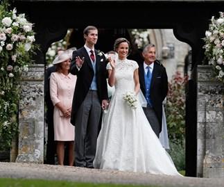 Pippa Middleton and James Matthews' best man gives shocking speech