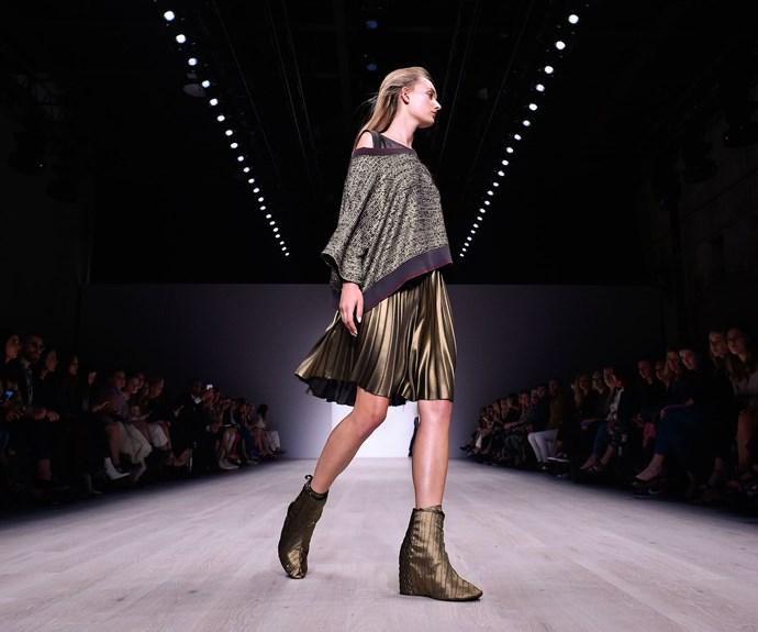 Zambesi Resort '18 at Mercedes-Benz Fashion Week Australia