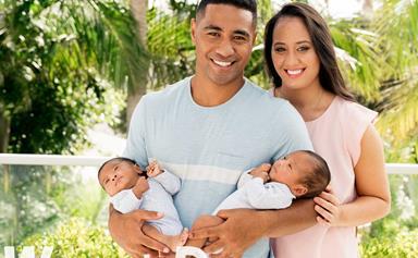 Beulah Koale's miracle babies