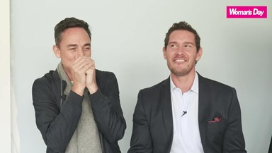Watch: Zac Franich and Dominic Bowden's blooper reel