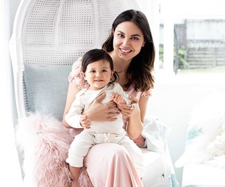 Nadia Lim on healthy eating, baby Bodhi and her fresh start