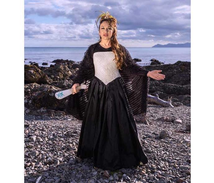 The talented performer won the Waiata Maori Award for Best Music Video in 2015.