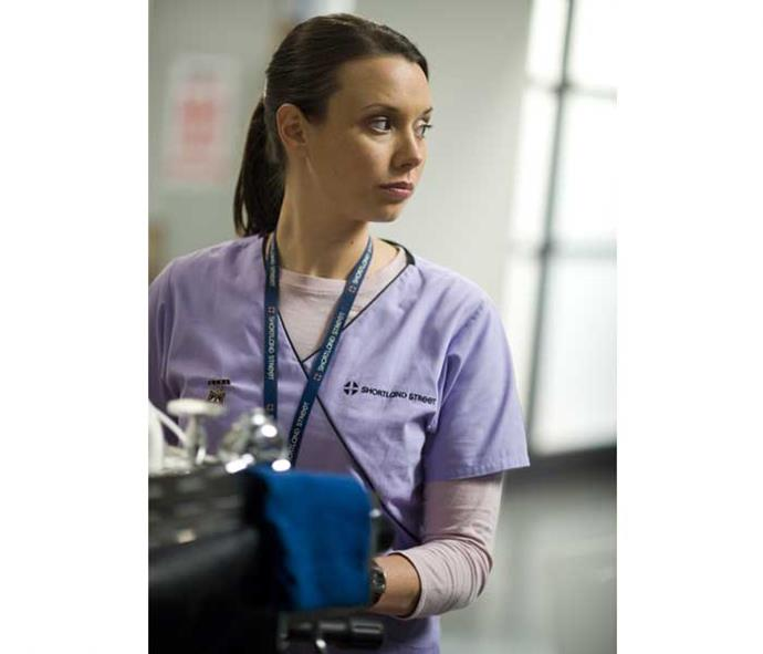 As nurse Maia Jeffries on *Shortland Street*.