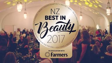 Inside the NZ Best in Beauty Awards 2017