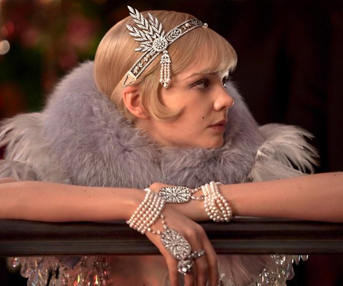 Carey Mulligan in The Great Gatsby