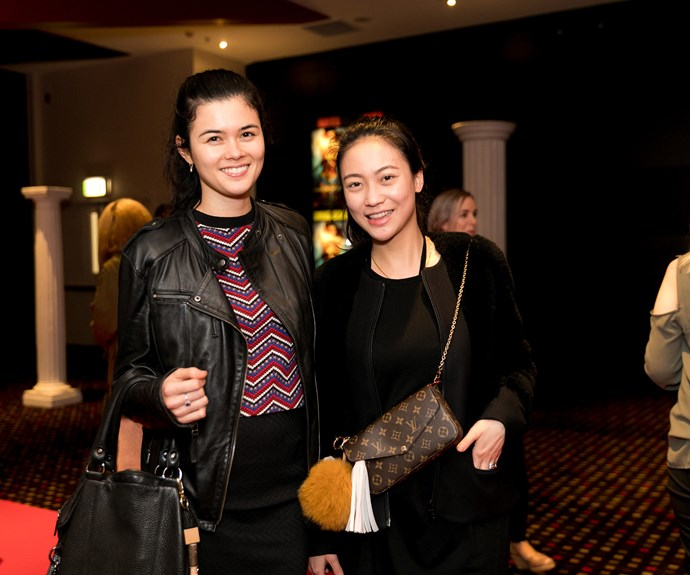 Liz Gapes, Coco Zhan