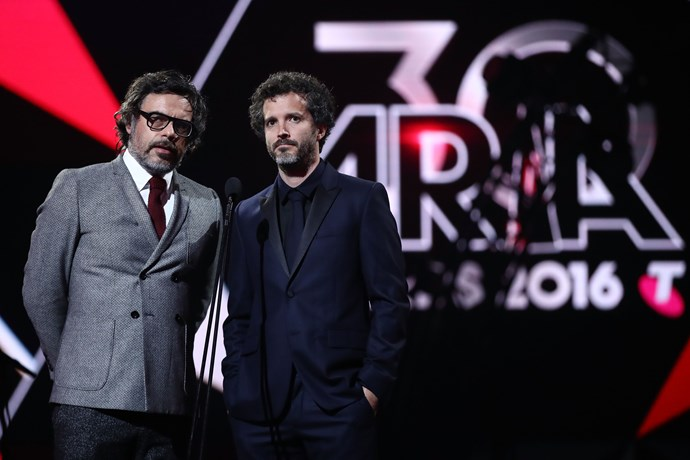 "**Jemaine Clement and Bret McKenzie**: The comedy duo is best known for their work as *Flight of the Conchords*. With a mix of comedy and music, the duo have received and been nominated for a variety of awards including Best Comedy Album at the 50th Annual Grammy Awards - and Bret nabbed the Oscar for Best Original Song in 2012 for ""Man or Muppet"" from *The Muppets*."