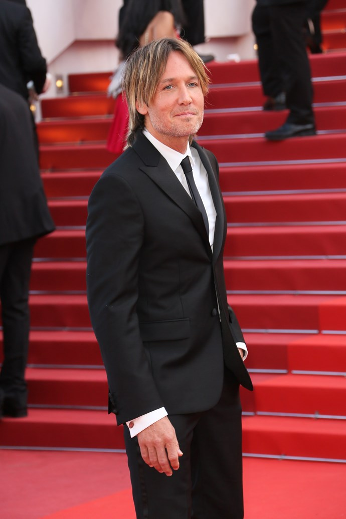 **Keith Urban**: The New Zealand-born musician has made headlines for his hit songs, appearances on shows such as *American Idol* and *The Voice* and for famously being married to the stunning actress Nicole Kidman.