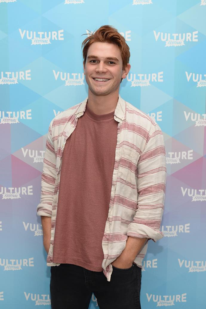 **KJ Apa**: Like many others, KJ Apa began his career on *Shortland Street* as troubled teen Kane Jenkins. More recently, KJ has been blowing up the Hollywood scene following his debut as Archie Andrews on the hit television show *Riverdale*. KJ also secured a lead role as a young Ethan in the film *A Dog's Purpose*, which was recently released in cinemas.