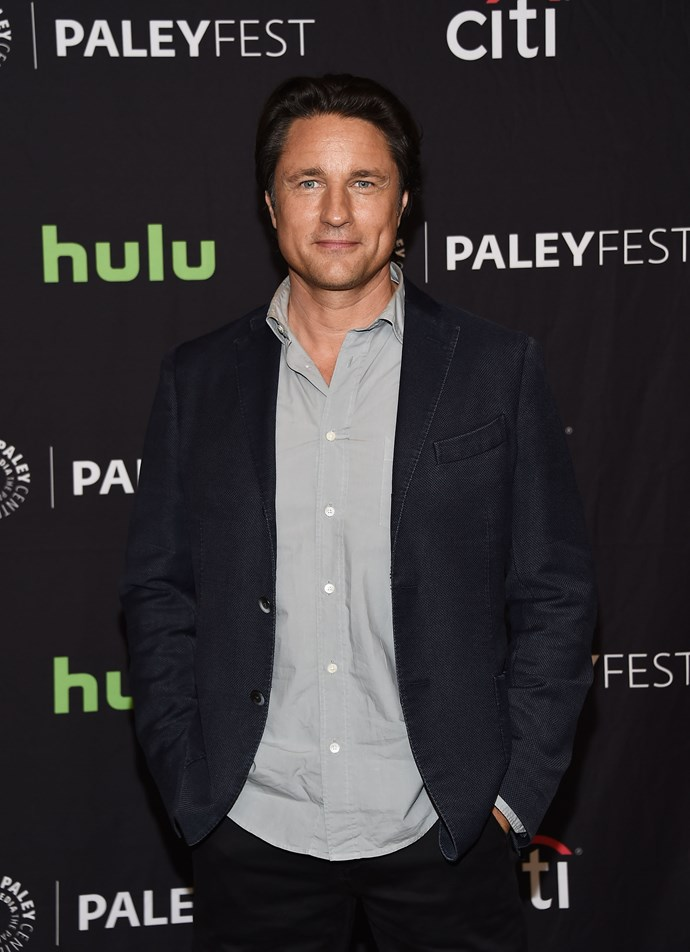 **Martin Henderson**: The New Zealand-born hunk began his acting career at the age of 13, but broke out thanks to his role on *Shortland Street* as Stuart Neilson. Since leaving Ferndale, he has appreared in the ABC medical dramas *Off the Map* and *Grey's Anatomy*.