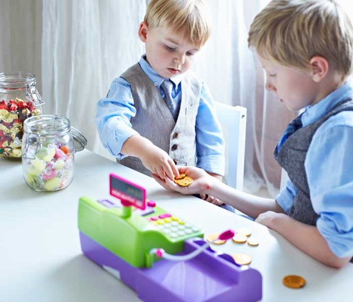 The days of playing shop with paper notes and pretend coins are all but over.