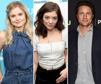 Martin Henderson, Rose McIver, Lorde