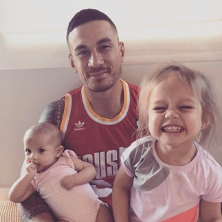 Sonny Bill Williams shares adorable video of daughter Imaan