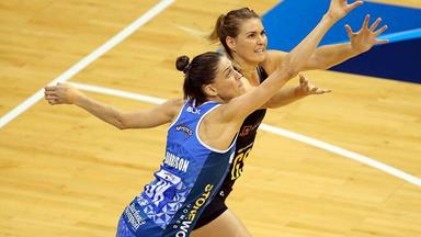 Anna Harrison announces retirement from Silver Ferns