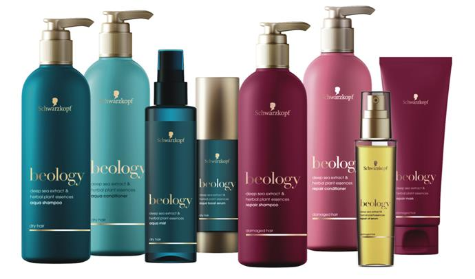 Schwarzkopf Beology hair care range is available in leading department stores, supermarkets, and pharmacies nationwide. RRP $16.99 per item.