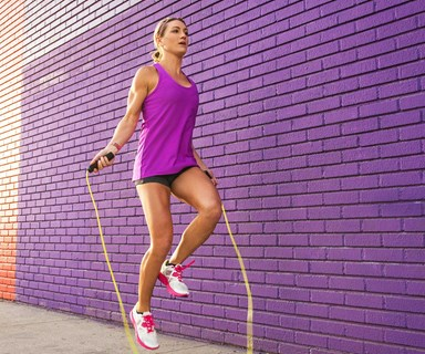 Is skipping rope the workout for you?