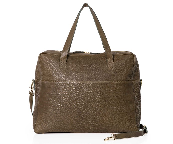 Bag, $749, by Harry & Co.