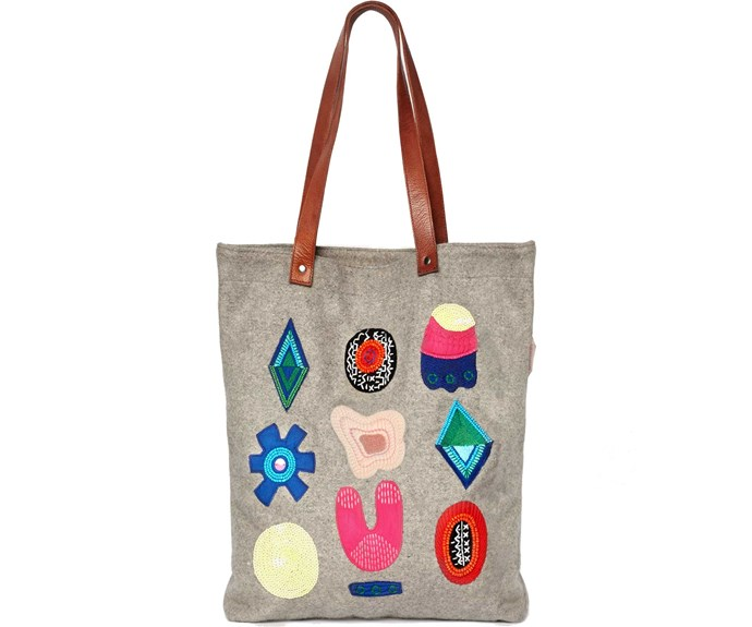 Bag, $199, by Gorman.
