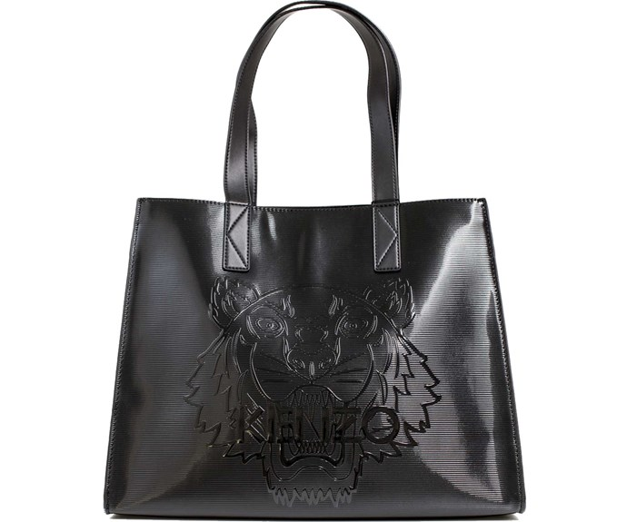 Kenzo bag, $520, from Runway Shoes.