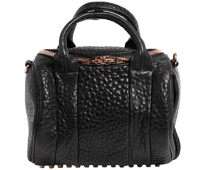 Alexander Wang bag, $1,398, from Workshop.