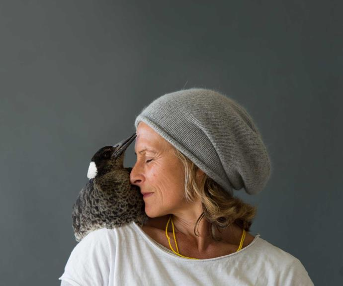 Penguin and Sam. Photography by Cameron Bloom.