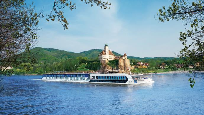 Discover Europe by river in 2018