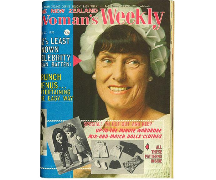 The pioneering airwoman had disappeared from the headlines for 30 years, but the *Weekly* tracked her down when she returned home for a holiday.