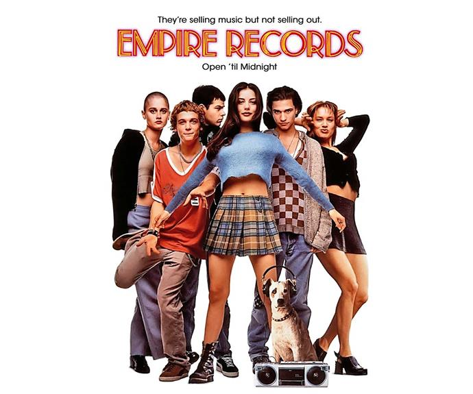 **Most watched movie:** *Empire Records*
