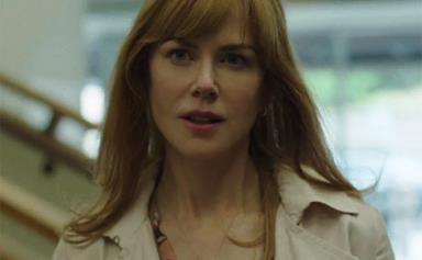 Nicole Kidman talks about abuse scenes in Big Little Lies