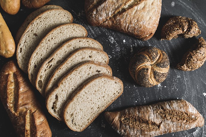 Scientists report there's not that much difference over the short term between the two types of bread. Photo: Getty Images