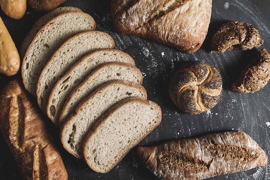 Wholegrain breads, quinoa and cereals are high in insoluable fibre.