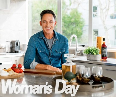 Inside Dominic Bowden's bachelor pad