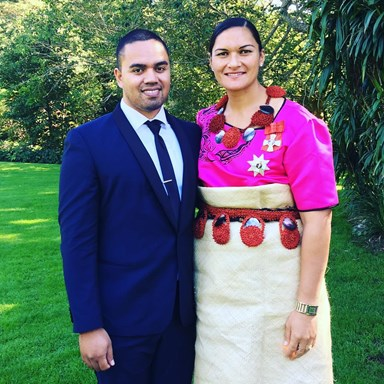 Valerie Adams gives birth to baby girl