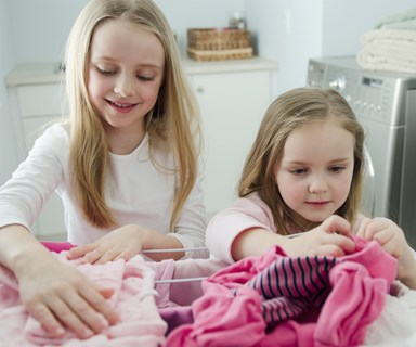 Drying laundry indoors may trigger asthma symptoms
