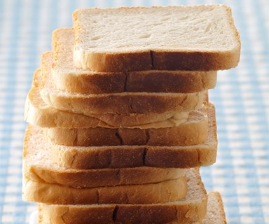 Supermarket white bread is as good for you as whole-wheat