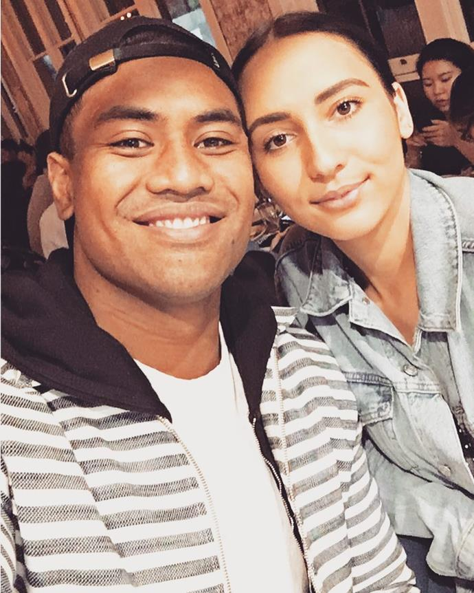 """**Julian Savea** and his wife **Fatima** recently confirmed they were expecting their first child together! Taking to social media to share the happy news, Fatima wrote: """"We are beyond blessed and excited to announce that we are expecting a wee bundle of joy soon! Words can not describe our excitement and joy."""""""