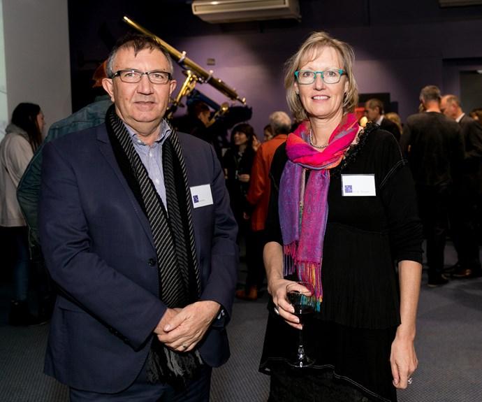 David Inns, Nicole Bassett