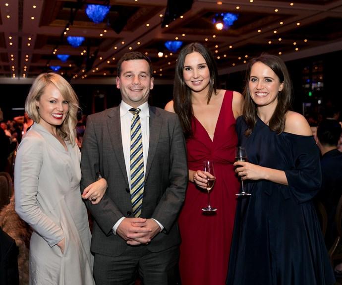 Carolyn Keep, David Seymour, Zara Overton, Portia Campbell