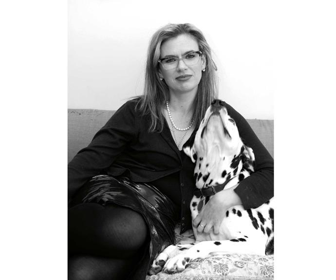 Journalist and *NEXT* columnist, Deborah Hill Cone.