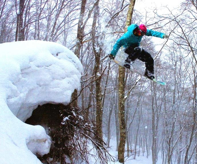 Holt is no stranger to stepping out of her comfort zone, both in her previous snowboarding career and her appearance on shows like Dancing With the Stars.