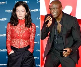 Seal slams Lorde on The Voice Australia