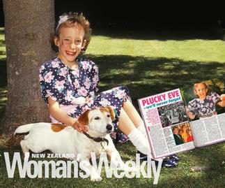 Remembering Aids sufferer Eve van Grafhorst