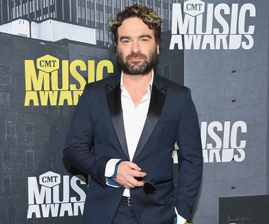 Big Bang Theory actor Johnny Galecki's California home burns down in wild fire