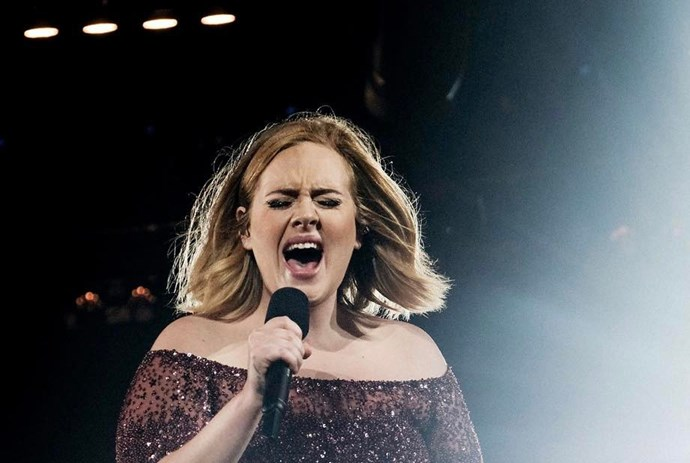 Adele sets new record for swearing during on of her concerts