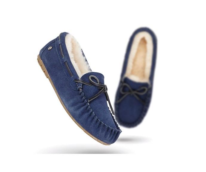 [EMU slippers, $109.95, from Smith & Caughey's.](https://www.smithandcaugheys.co.nz/shop/brands/emu/amity-slipper3)