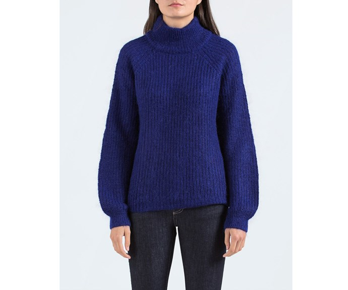 [Jumper, $279, by Workshop.](http://www.workshop.co.nz/ProductDetail?CategoryId=81&ProductId=24410&Colour=Electric%20Blue)
